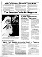 Denver Catholic Register August 11, 1976