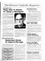 Denver Catholic Register December 1, 1976