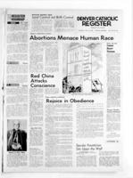Denver Catholic Register July 22, 1965: National News Section