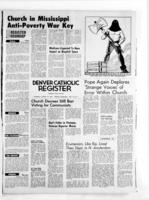 Denver Catholic Register August 12, 1965: National News Section