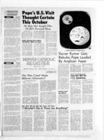 Denver Catholic Register August 26, 1965: National News Section