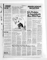 Denver Catholic Register September 9, 1965: National News Section