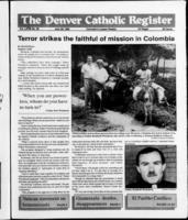Denver Catholic Register July 29, 1992