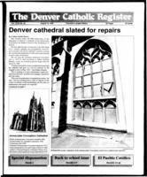Denver Catholic Register August 12, 1992