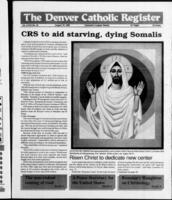 Denver Catholic Register August 19, 1992