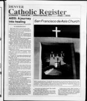 Denver Catholic Register October 28, 1992
