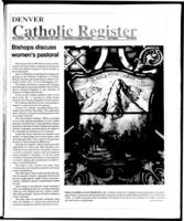 Denver Catholic Register November 18, 1992