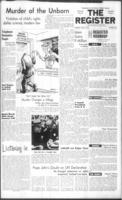 Denver Catholic Register September 5, 1963: National News Section
