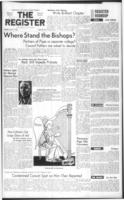 Denver Catholic Register October 10, 1963: National News Section
