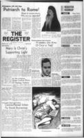 Denver Catholic Register October 17, 1963: National News Section