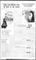 Denver Catholic Register January 9, 1964: National News Section