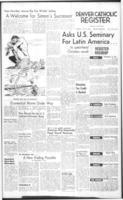 Denver Catholic Register January 23, 1964: National News Section