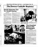 Denver Catholic Register February 21, 1979