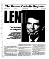 Denver Catholic Register April 1, 1981
