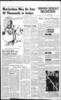 Denver Catholic Register March 19, 1964: National News Section