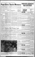 Denver Catholic Register March 26, 1964: National News Section