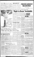 Denver Catholic Register April 23, 1964: National News Section