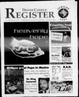 Denver Catholic Register January 27, 1999