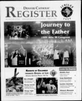 Denver Catholic Register March 3, 1999