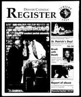 Denver Catholic Register March 10, 1999