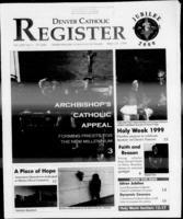 Denver Catholic Register March 24, 1999