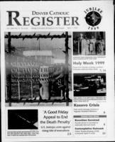 Denver Catholic Register April 7, 1999