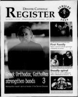 Denver Catholic Register April 14, 1999