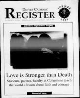 Denver Catholic Register April 28, 1999