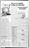 Denver Catholic Register May 21, 1964: National News Section