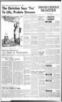 Denver Catholic Register July 2,1964: National New Section
