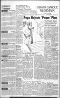 Denver Catholic Register July 16, 1964: National News Section