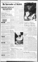 Denver Catholic Register July 30, 1964: National News Section