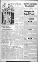 Denver Catholic Register July 23, 1964: National NewsSection