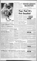 Denver Catholic Register August 6, 1964: National News Section