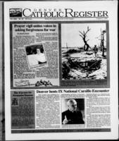Denver Catholic Register August 2, 1995