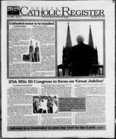 Denver Catholic Register November 29, 1995