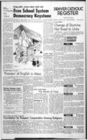 Denver Catholic Register August 20, 1964: National News Section