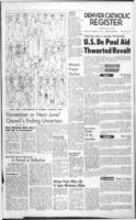 Denver Catholic Register October 15, 1964: National News Section