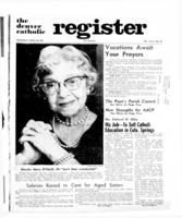 Denver Catholic Register April 20, 1972