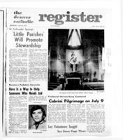 Denver Catholic Register July 6, 1972