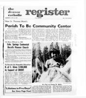 Denver Catholic Register July 13, 1972