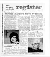 Denver Catholic Register July 20, 1972