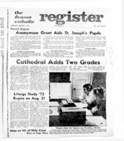 Denver Catholic Register August 3, 1972