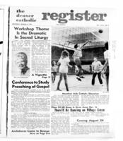 Denver Catholic Register August 17, 1972