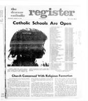 Denver Catholic Register August 24, 1972