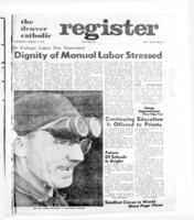 Denver Catholic Register August 31, 1972