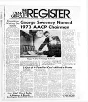 Denver Catholic Register December 7, 1972