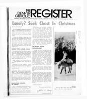 Denver Catholic Register December 21, 1972