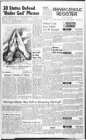 Denver Catholic Register November 5, 1964: National News Section