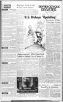 Denver Catholic Register November 19, 1964: National News Section
